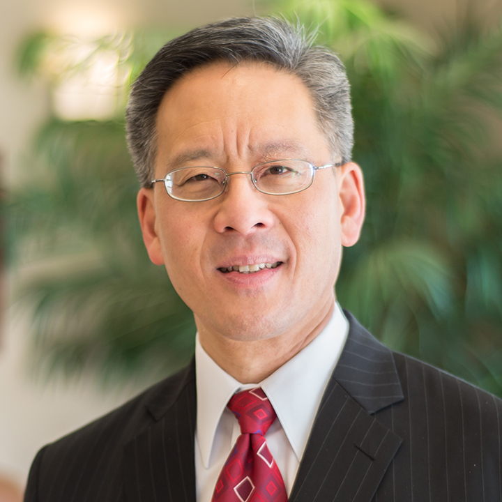 Pastor Alan Fong